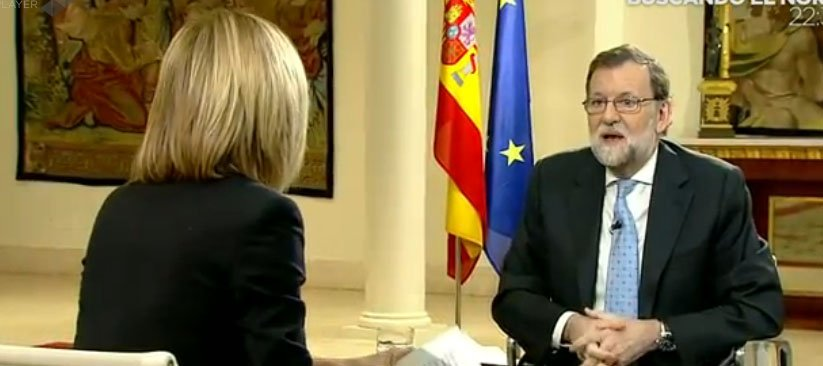 """Rajoy considera que el pacto entre PSOE y Ciudadanos """"ni es de investidura ni es de Gobierno"""""""