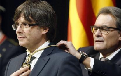 Puigdemont cobrará este año 145.471 euros, un 6,3% más que su antecesor Artur Mas