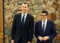 """El Rey """"propongo a don Pedro Sánchez Pérez-Castejón como candidato a la investidura"""""""