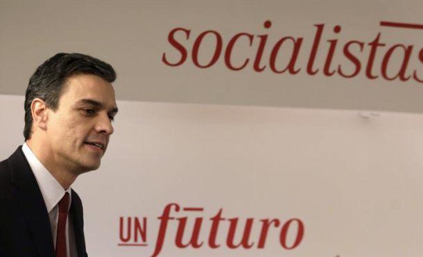 Militancia del PSOE puede pedir desde hoy votar por internet en la consulta del acuerdo de Gobierno
