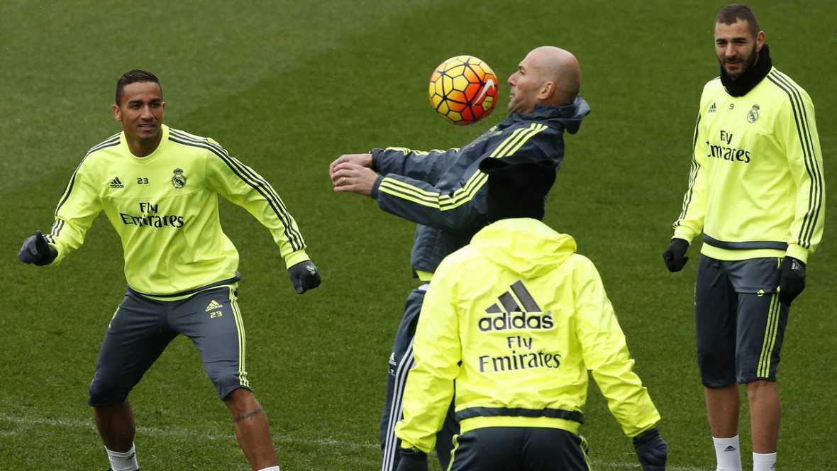Real Madrid vs Atlétic: El primer duelo de altura para el Real Madrid del entrenador Zidane
