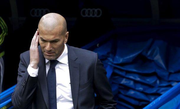 Debut de Zidane como entrenador en la Champión: Roma contra Real Madrid el miércoles 17