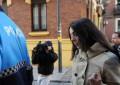 La agente de la Policía Local Raquel Gago por fin en liberta provisional