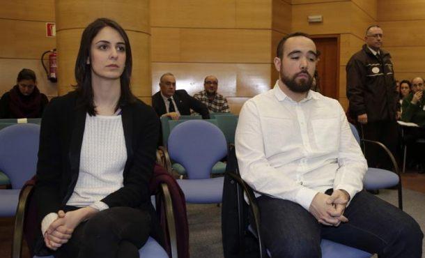 Comienza el juicio contra Rita Maestre (Podemos) por la protesta en la capilla de la Complutense