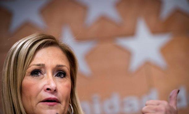 Cristina Cifuentes presidirá la gestora del PP de Madrid tras la dimisión de Esperanza Aguirre