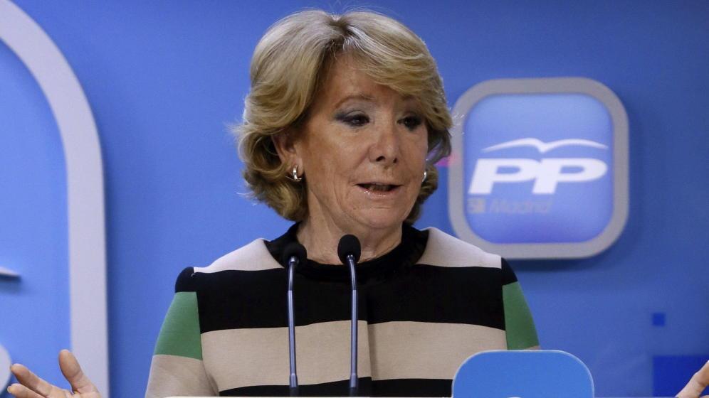 La Audiencia Nacional que juzgará el caso Gürtel del PP acepta Aguirre de testigo y rechaza a Rajoy
