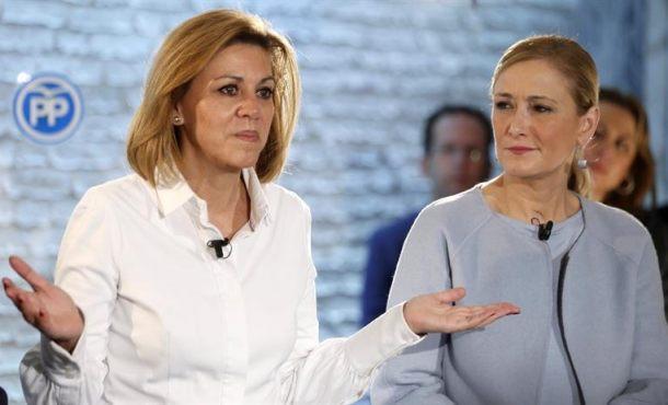El PP destapa que el pacto C's-PSOE lleva encubierto un referéndum de autodeterminación en Cataluña