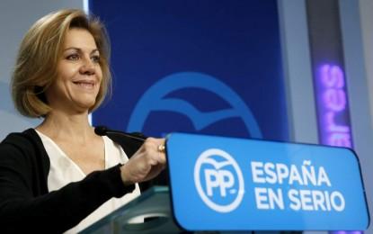 El PP presenta el aval de 1,2 millones de euros solicitado por el Tribunal como fianza del caso Bárcenas