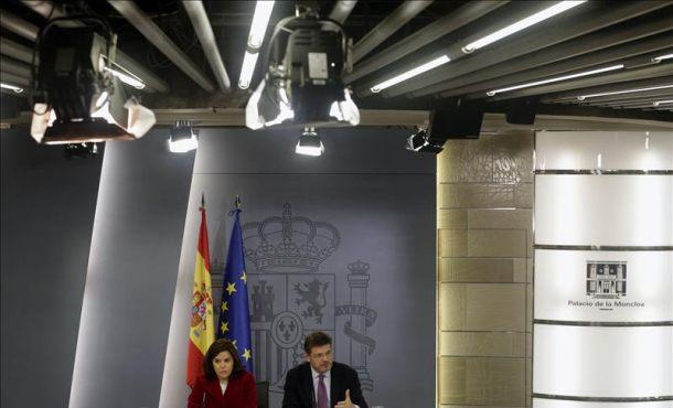 Rajoy lleva la Consejería de Exteriores separatista catalana al TC y pide su suspensión automática