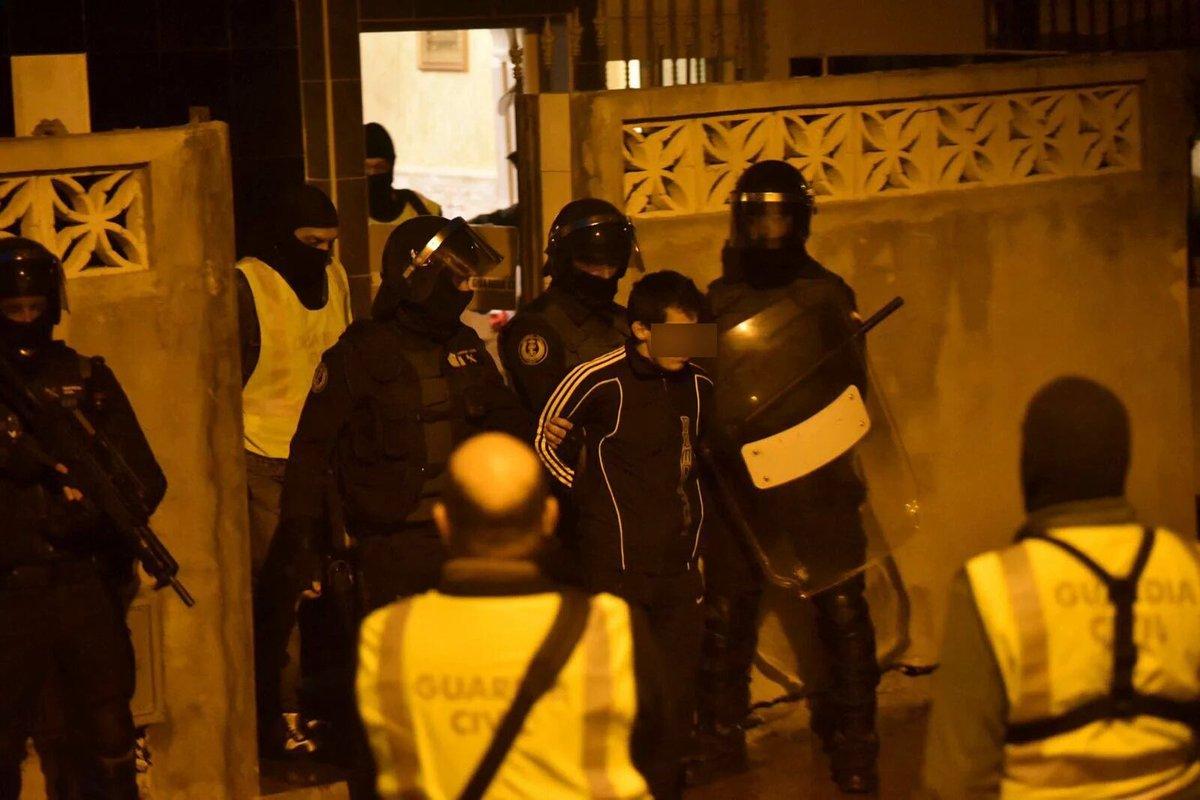 Detenido un marroquí de 20 años en Ceuta por hacer propaganda yihadista de Estado Islámico