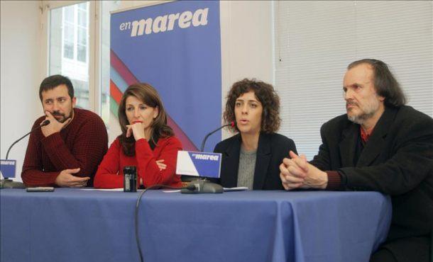 """En Marea: C's es """"el PP 3.0"""" y defiende la """"continuidad del PP"""" el cambio es """"incompatible"""" con C's"""