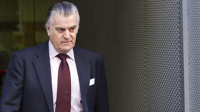 Luis Bárcenas, extesorero del Partido Popular. Foto Efe