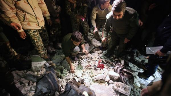 Estado Islámico masacra a 120 personas y deja decenas de heridos en un atentado yihadista en Siria