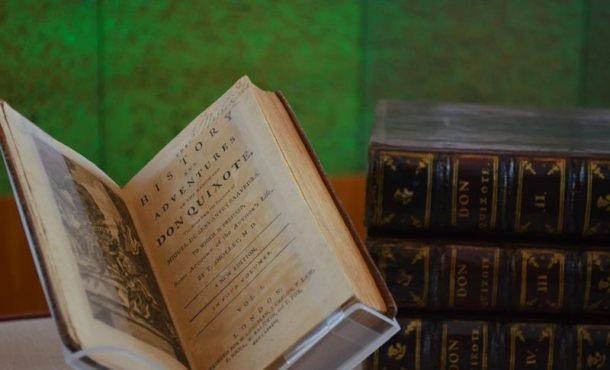 """La Universidad Complutense editará un """"Quijote"""" políglota, en más de 150 lenguas"""