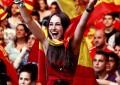 Cataluña se mueve al ritmo del orgullo español desde Pl. España de Barcelona mañana domingo 21