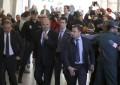El presunto corrupto del PSOE es increpado a su llegada a los juzgados para declarar por los ERE