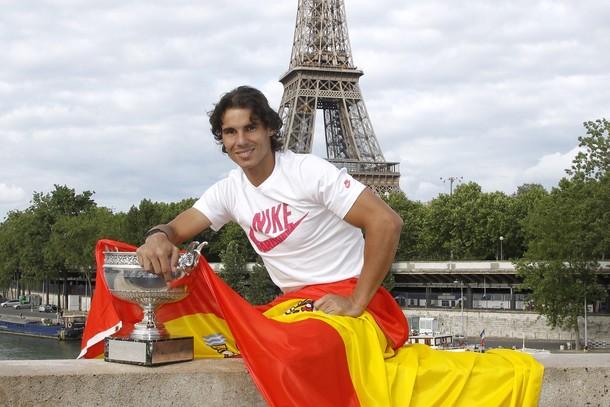 """El internacional español Rafael Nadal: """"Denunciaré"""" a la exministra francesa por difamación"""