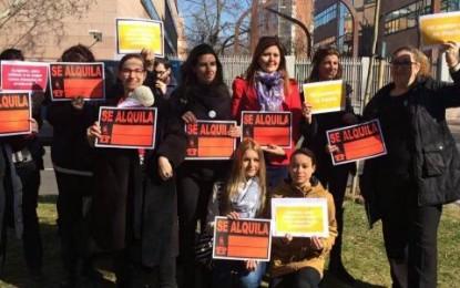 """VOX rechaza """"los vientres de aquiler"""" ante la Asamblea de Madrid"""