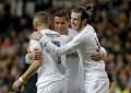La BBC (Benzema, Bale, CR7) vuelve a escena en Bernabéu: Clara victoria Merengue 4-0