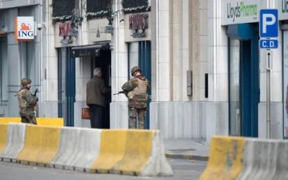 Estado Islámico reivindica el ataque con machete contra dos policías en Charleroi (Bélgica)