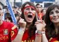 """Los catalanes se proclaman """"adictos a España"""" y salen por tercera vez en Pl. España el 3 de Abril"""