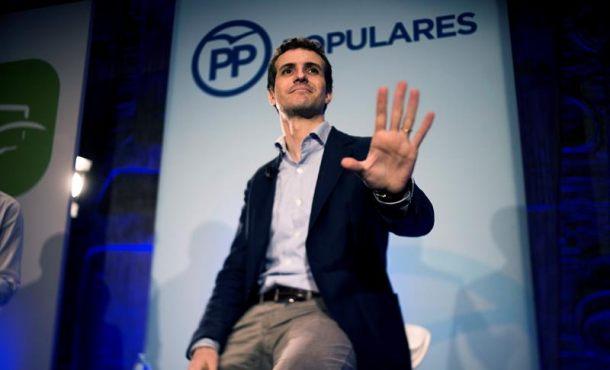 """Pablo Casado al extremista Pablo Iglesias: """"Otegi  es un terrorista confeso, secuestró"""" uno de PP"""