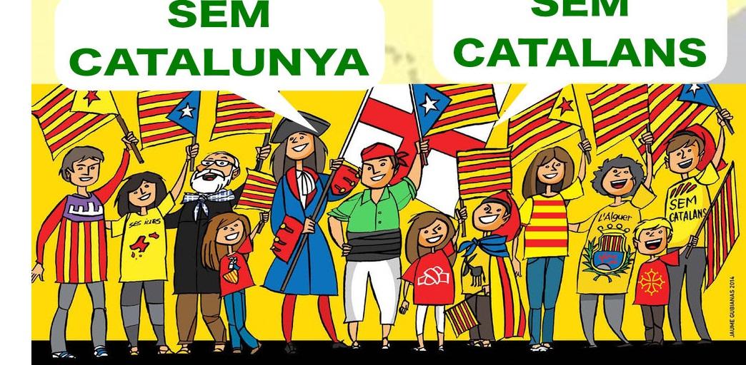 Toulouse (Francia) rechaza las ideas separatistas catalanas en la fusión de Lenguadoc-Rosellón