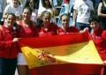 La española Garbiñe Muguruza gana Italia en 59 minutos y España jugará en el Grupo Mundial