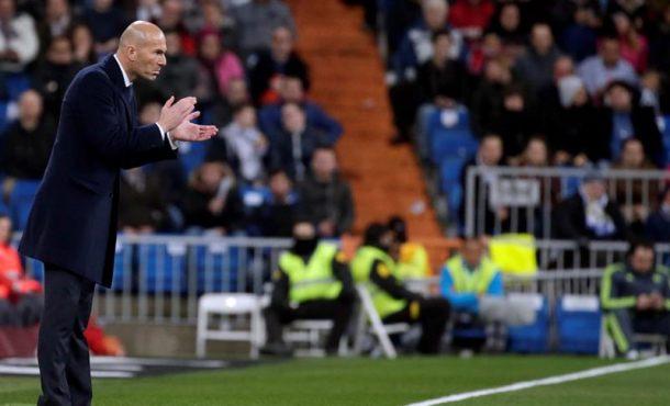 Zidane encara mañana el reto de su primer Clásico como entrenador del Real Madrid