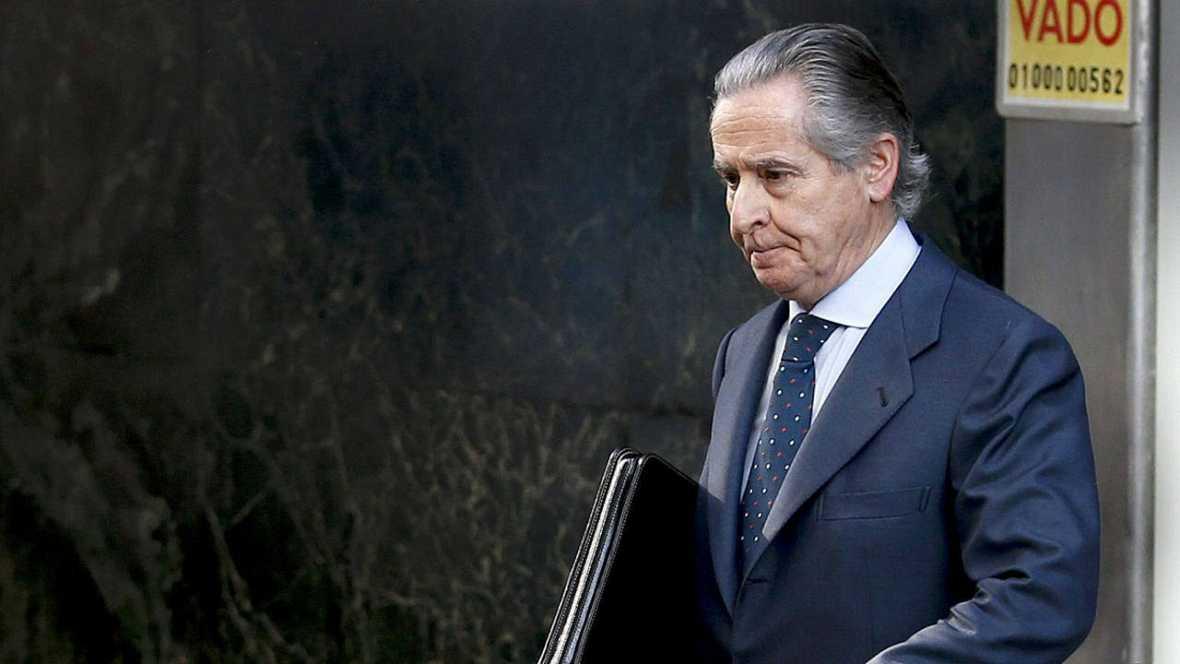 """El expresidente de Caja Madrid Miguel Blesa aparece en los """"Papeles de Panamá'"""