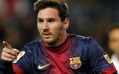 Messi devuelve el dinero defraudado pero le condenan a pena de cárcel y 4,1M € de multa