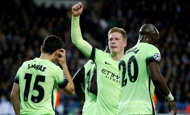 Liga de Campeones: París Saint-Germain y del Manchester City firman tablas (2-2)