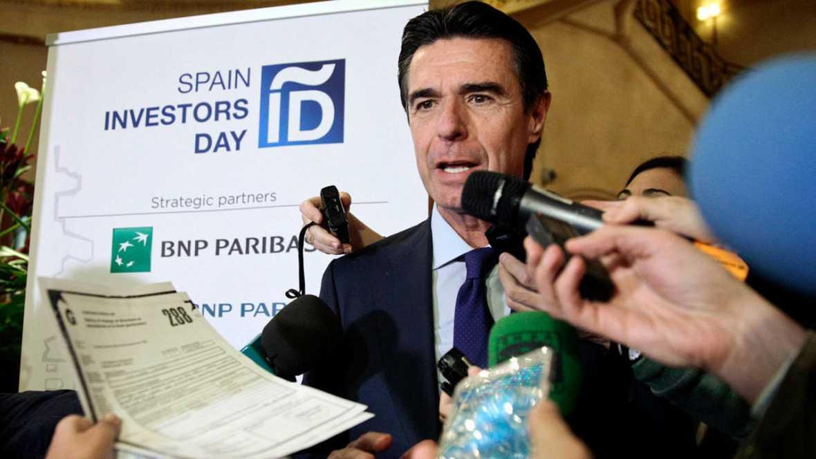La firma del ministro español Manuel Soria como secretario de Lines aparece en 'Papeles de Panamá'