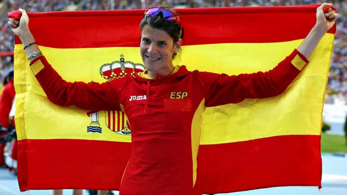 """Española Beitia: """"La medalla olímpica es lo único que me falta por cumplir en mi vida como atleta"""""""