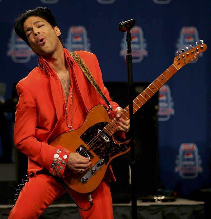 Prince, hallado muerto ayer, fue una de las figuras clave de la música popular del siglo XX