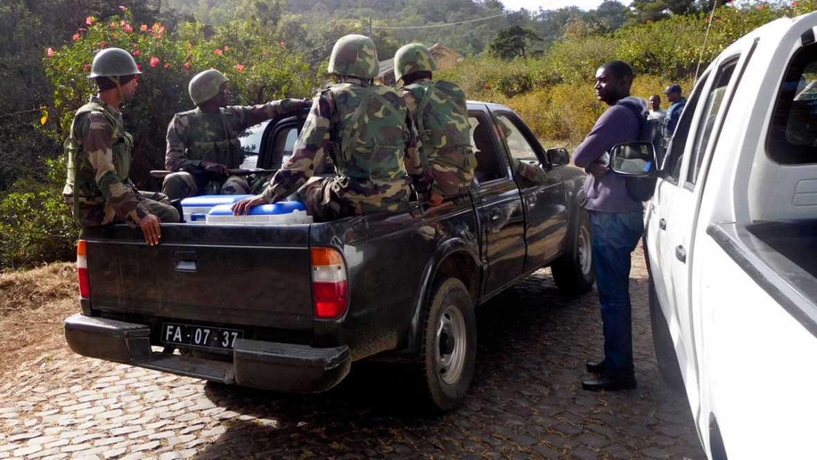 Mueren dos españoles en un ataque a un cuartel militar en la isla de Santiago, en Cabo Verde