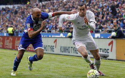 El Real Madrid se queda en la orilla de la liga después de doce victorias consecutivas, a un punto