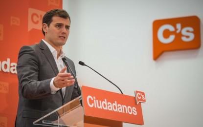 """Rivera: """"Silbar al himno que represente a millones de ciudadanos no es libertad de expresión"""""""