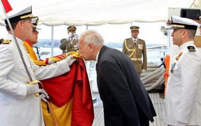 Margallo propuso la intervención de los Mozos durante 24H para impedir el golpe del 9-N