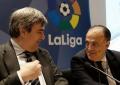 La Liga española de fútbol reduce deuda y se propone superar en ingresos a la Bundesliga alemana