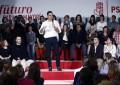 """Pedro Sánchez a Pablo Iglesias: """"No, gracias; el PSOE es autónomo y tiene un proyecto autónomo"""""""