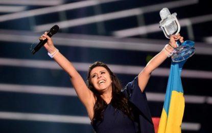 Jamala de Ucrania gana el Eurovisión 2016 y la candidata española queda en 22ª posición