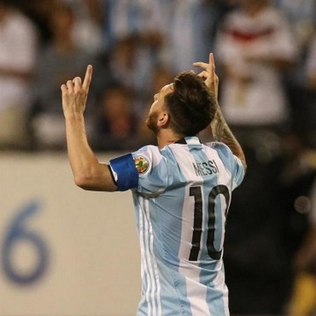 """Messi: Abandonaré """"la selección"""" de Argentina""""si nos va mal en el Mundial de Rusia"""""""