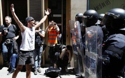 Alberto Fernández apoya una nueva 'Ley anti-okupas' ante  un 66% las okupaciones ilegales en Barcelona