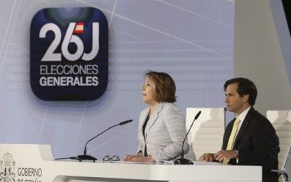 26J listo: 90.000 agentes de seguridad, 36.518.100 personas inscritas, 22.000 locales electorales