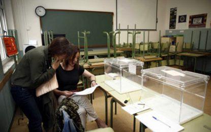Abren colegios electorales del 26J español por el fin del bipartidismo: 36M de votantes llamados