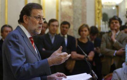 """Rajoy: """"Si yo tuviera la certeza total de que era imposible ser investido, abriría un periodo de reflexión"""""""