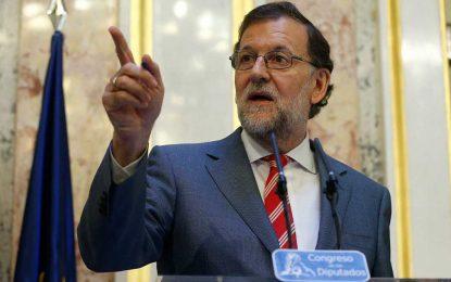 «Programa para Gobernar España», copia del programa electoral del PP entregado a C's y PSOE