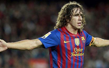"""Carles Pujol: """"Soy Carles Puyol y soy español, Soy español y soy Carles Puyol"""""""