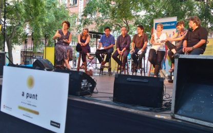 """JxSí: """"En las Fiestas de Gràcia 2017 ya habremos proclamado"""" la separación de Cataluña"""" con España"""